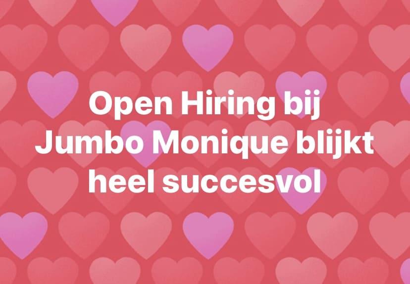 open hiring